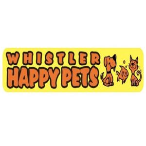 whistler happy pets