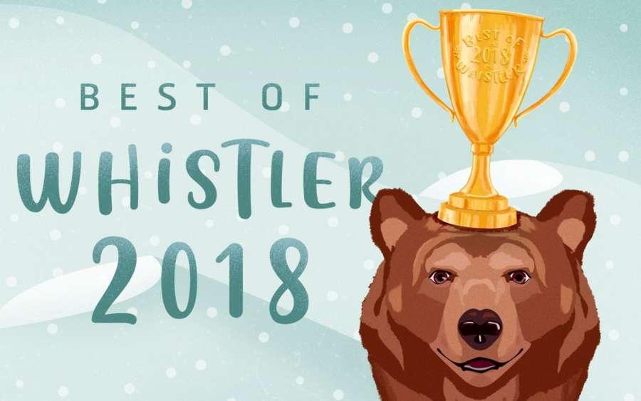 best of whistler 2018