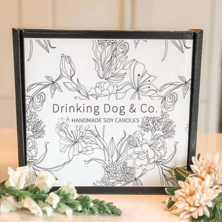 drinking logo